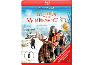 Mitten in der Winternacht 3D (2D + 3D Version) [3D Blu-ray (+2D)]