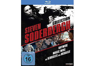 Steven Soderbergh Collection [Blu-ray]