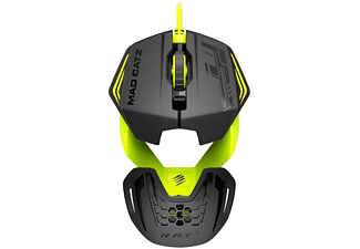 MAD CATZ R.A.T.1 Groen