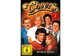 CHEERS 1.SEASON - (DVD)