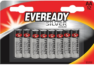 ENERGIZER F016420 Eveready Silver ΑΑ 12 Pack