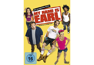 My Name is Earl - Complete DVD-Box - (DVD)