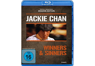 Winners & Sinners (Dragon Edition) - (Blu-ray)