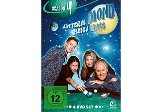 Hinterm Mond gleich links – Staffel 4 - (DVD)