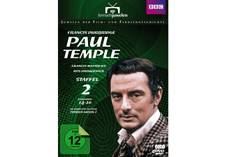Francis Durbridge: Paul Temple - Box 2 [DVD]