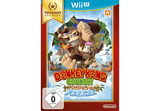 Donkey Kong Country: Tropical Freeze (Nintendo Selects) [Nintendo Wii U]
