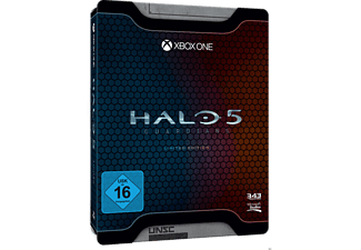... Xbox One Xbox One Spiele Halo 5: Guardians - Limited Edition - Xbox