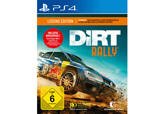 DiRT Rally (Legend Edition) - PlayStation 4