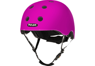 MELON Urban Active PINKEON MATT XL-XXL Fahrradhelm