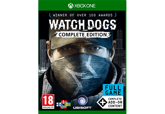 Watch Dogs: Complete Edition Xbox One