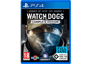 Watch Dogs: Complete Edition PS4