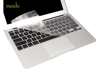 MOSHI 99MO021908 ClearGuard für Apple Macbook Air 11 Zoll Tastaturschutzfolie