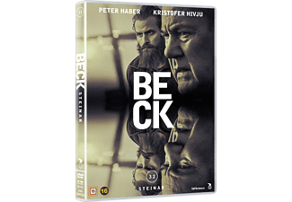 Beck 32 - Steinar Thriller DVD