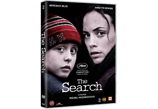 The Search Drama DVD
