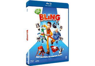 Bling Animation / Tecknat Blu-ray