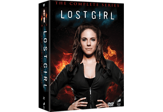 Lost Girl - Hela Serien Thriller DVD