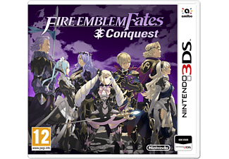 Fire Emblem Fates - Conquest | 3DS