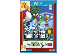 New Super Mario Bros U + New Super Luigi U | Wii U