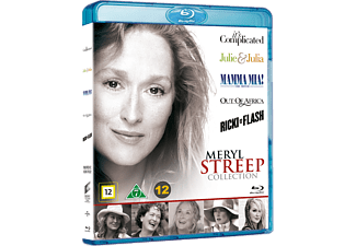 Meryl Streep Collection Drama Blu-ray