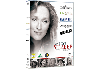 Meryl Streep Collection Drama DVD