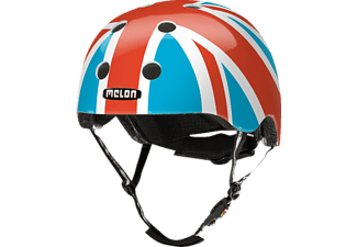 MELON Urban Active UNION JACK SUMMER SKY M-L Fahrradhelm