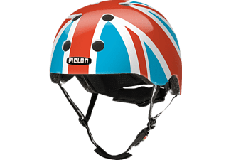 MELON Urban Active UNION JACK SUMMER SKY XL-XXL Fahrradhelm
