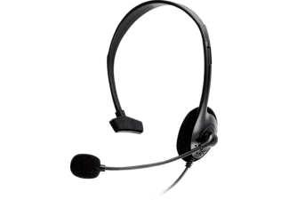 ISY IC-1001 HeadCom Gaming-Headset, Gaming-Headset, 1.2 m
