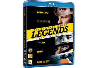 Movies for Sports Fans Box Dokumentär Blu-ray