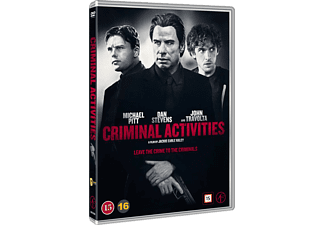 Criminal Activities Thriller DVD