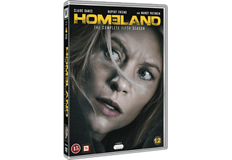 Homeland S5 Thriller DVD