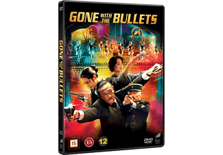 Gone With the Bullets Action DVD