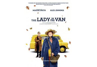 Lady In The Van | Blu-ray