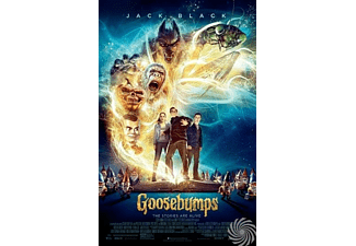 Goosebumps (3D) | Blu-ray