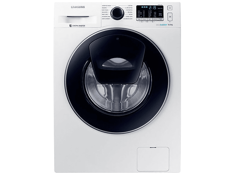 SAMSUNG WW90K5410UW/LV οικιακές συσκευές πλυντήρια ρούχων πλυντήρια εμπρόσθιας φόρτωσης οικιακές συσκευ