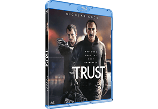 The Trust Thriller Blu-ray