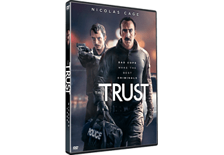 The Trust Thriller DVD