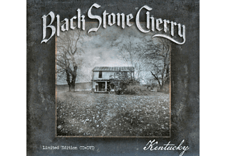 Black Stone Cherry - Kentucky (Deluxe Cd+Dvd) - (CD + DVD Video)