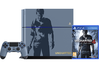 SONY PlayStation 4 1 TB Uncharted 4: A Thief's End Limited Edition