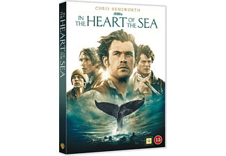 In The Heart Of The Sea Äventyr DVD
