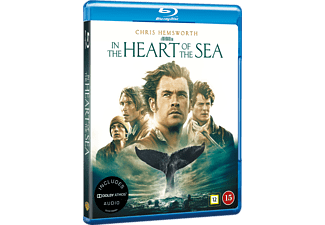 In The Heart Of The Sea Äventyr Blu-ray