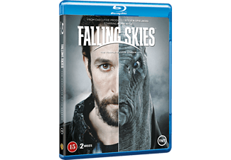 Falling Skies S5 Science Fiction Blu-ray