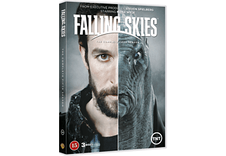 Falling Skies S5 Science Fiction DVD