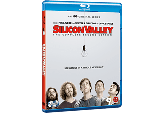 Silicon Valley S2 Komedi Blu-ray