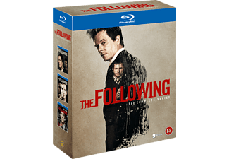 The Following - Hela Serien Thriller Blu-ray