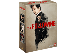 The Following - Hela Serien Thriller DVD