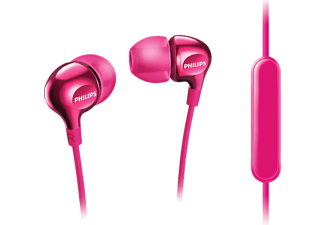 PHILIPS SHE3705BK, In-ear Kopfhörer, Rosa