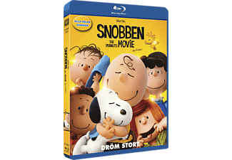 Snobben Animation / Tecknat Blu-ray