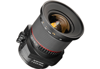 SAMYANG 24 mm F3.5 Tilt Shift - Canon EF