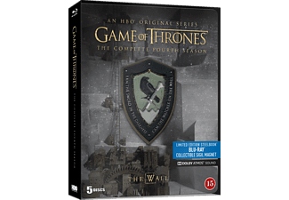 Game of Thrones S4 - Steelbook Äventyr Blu-ray