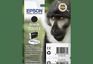 EPSON T0891 Singlepack Zwart DURABrite Ultra Ink